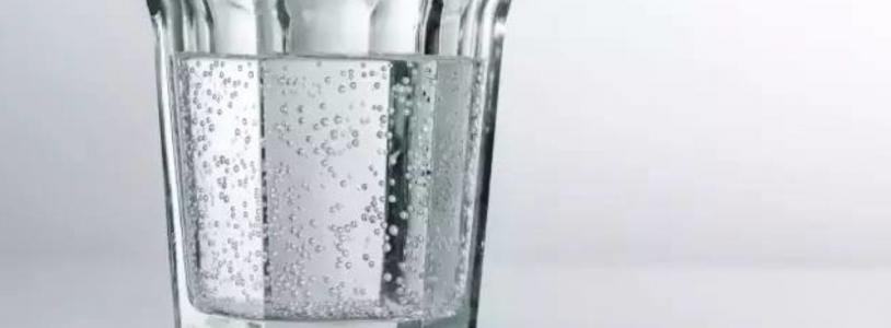 Água com gás engorda?
