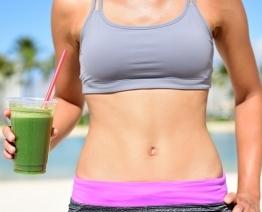 Suco verde emagrece ?